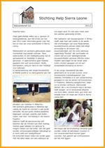 20121210 Nieuwsbrief SHSL_.