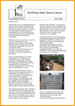 2006-1 Nieuwsbrief SHSL-1