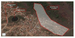 Google luchtfoto